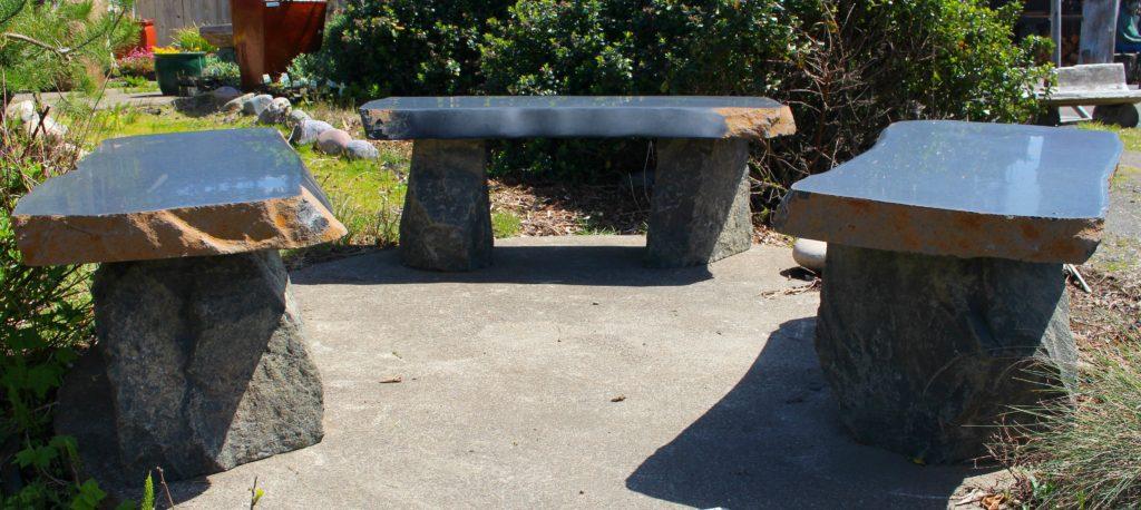 Memorial Benches 5-8